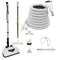 Wessel Werk EBK360 Electric Accessory Kit with Telescopic Wand and Deluxe Tool Set - White