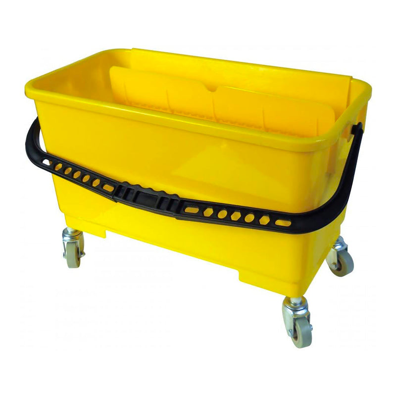 Window Cleaning Bucket - 21L - Yellow