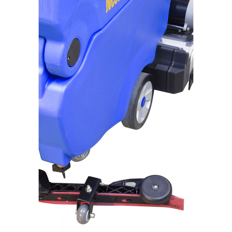 "Johnny Vac Auto Scrubber - 26"" Cleaning Path with Traction - Battery and Charger"