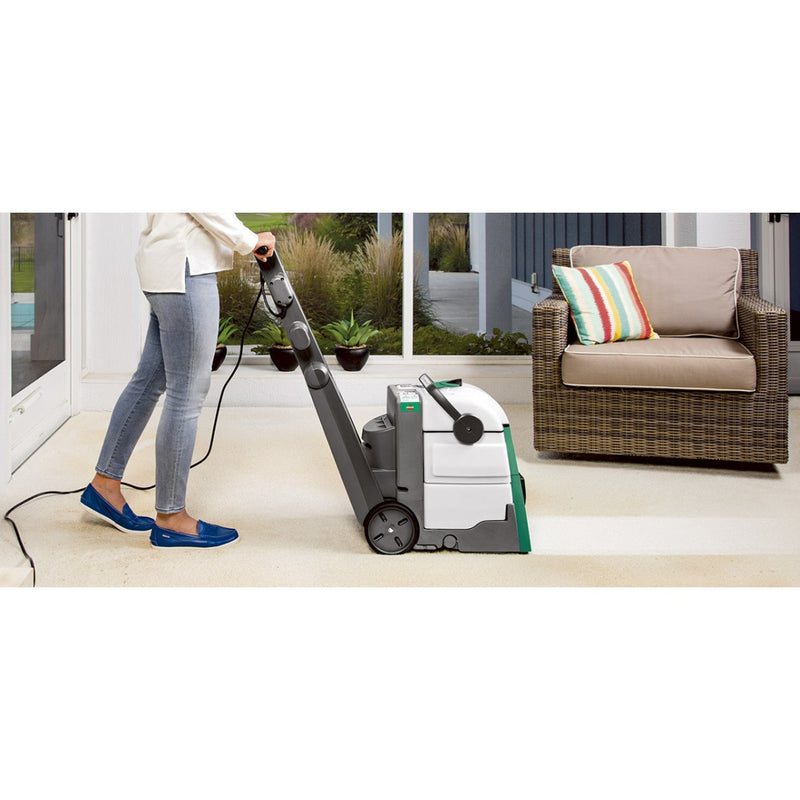 Bissell Carpet Extractor - Two Motors - Two Large Capacity Tanks - Ergonomic Handle