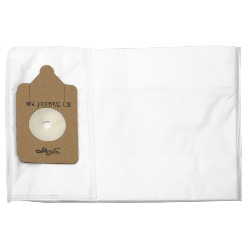 Vacuum Bags with HEPA Microfilter For Johnny Vac JV200 and Numatic Henry - Pack of 5 Bags