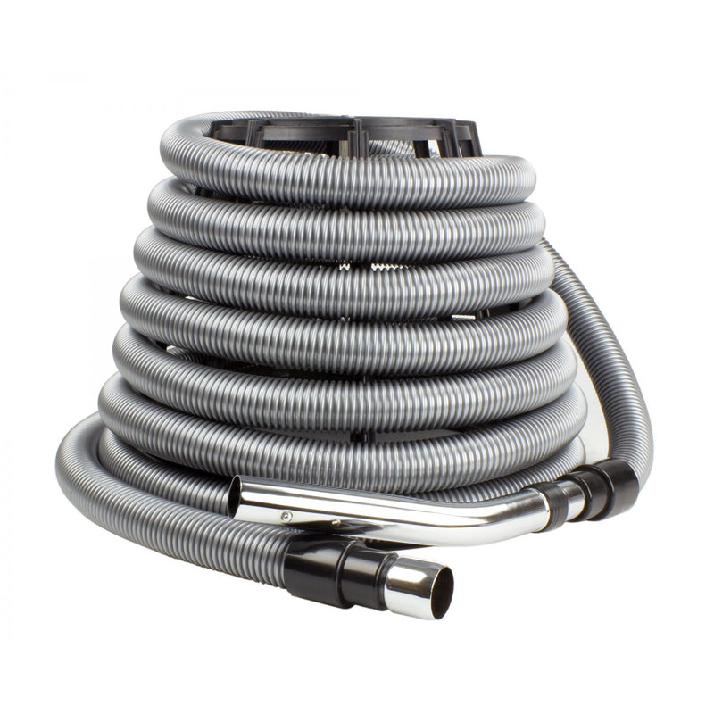 Central Vacuum Air Hose - 30 ft - Straight Handle