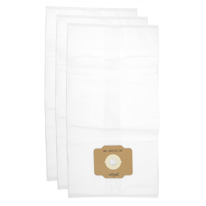 Vacuum Bags for Central Vacuum - Beam, Eureka, Electrolux - Pack of 3 Bags
