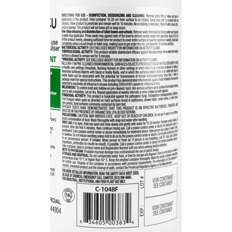 Saniblend No Rinse Sanitizer - Ready to Use