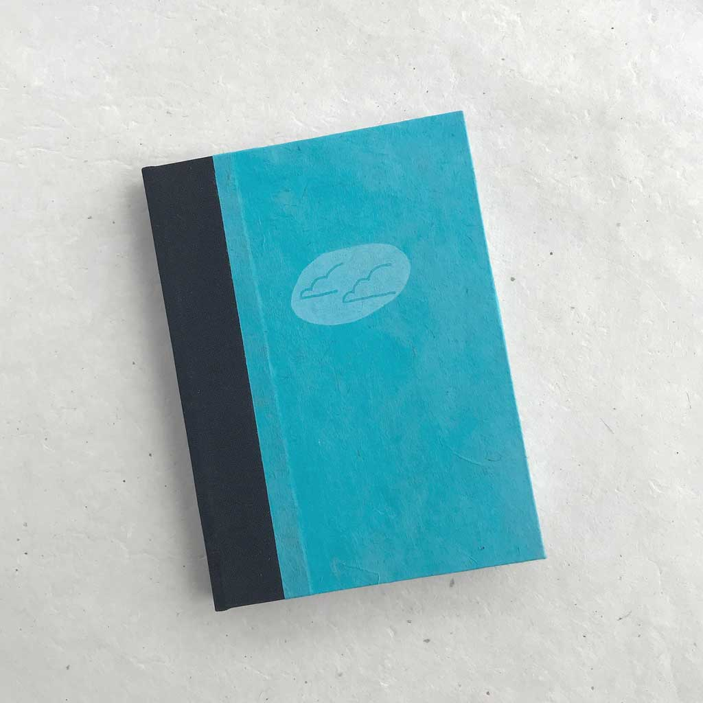 Hardcover Journal - Clouds