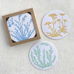 Meadow Natives Drink Coasters