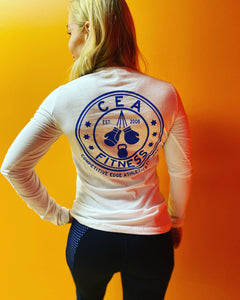 Women's Long Sleeve Logo Shirt