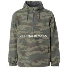 "Load image into Gallery viewer, ""Logo & Emblem"" Camo Anorak Windbreaker"