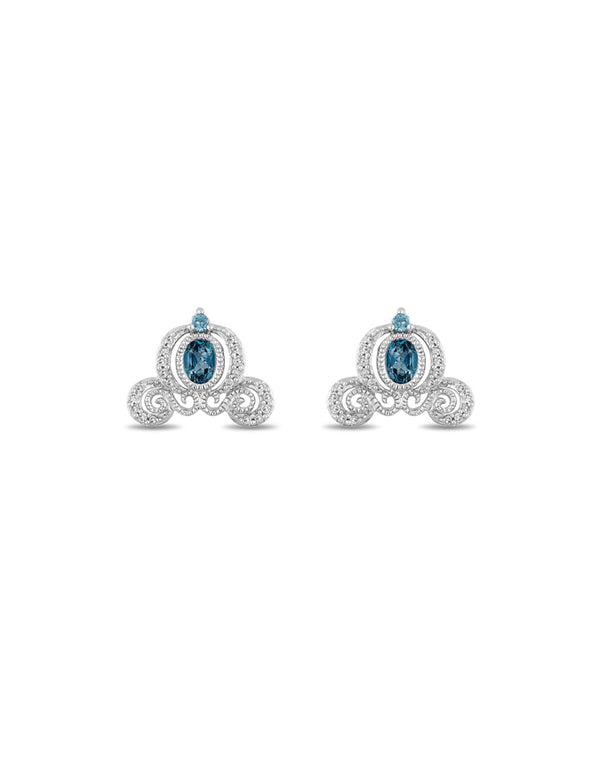 ENCHANTED FINE JEWELRY - CINDERELLA (DE-1493)