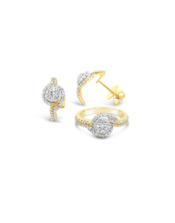 DIAMOND SETS (DS-1186)