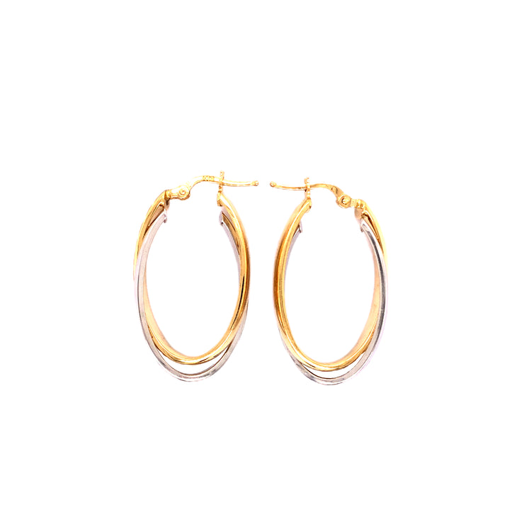 LADIES EARRING (GE-12851)