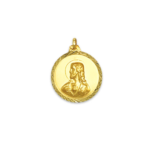 GOLD PENDANT (GP-7628)