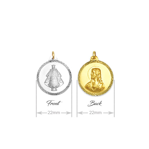 GOLD PENDANT (GP-7629)
