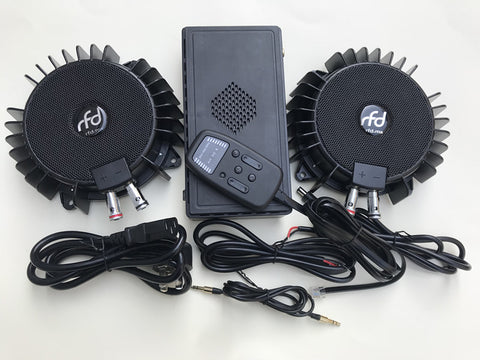 SFX-100 W Bass Shaker Bundle