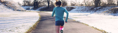 5 REASONS WHY IT'S GREAT TO RUN IN THE WINTER