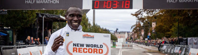 COPENHAGEN HALF MARATHON 2019 - WORLD RECORD