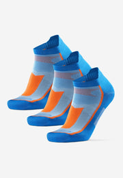 LOW-CUT RUNNING SOCKS - DANISH ENDURANCE