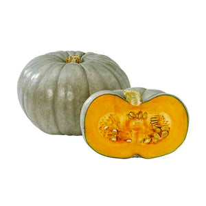 Pumpkin - Crown (gray) - Cut / per 1/4