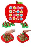 HockeyBeat Kids Wooden Memory Game