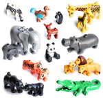 HockeyBeat Big Size Building Animal Blocks