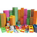 HockeyBeat Big Size Edu Magnetic Building Blocks