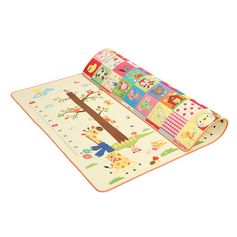 HockeyBeat 200*180*1.5CM Baby Play Mat Eco-friendly