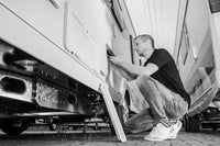 Rv maintenance newmar bw