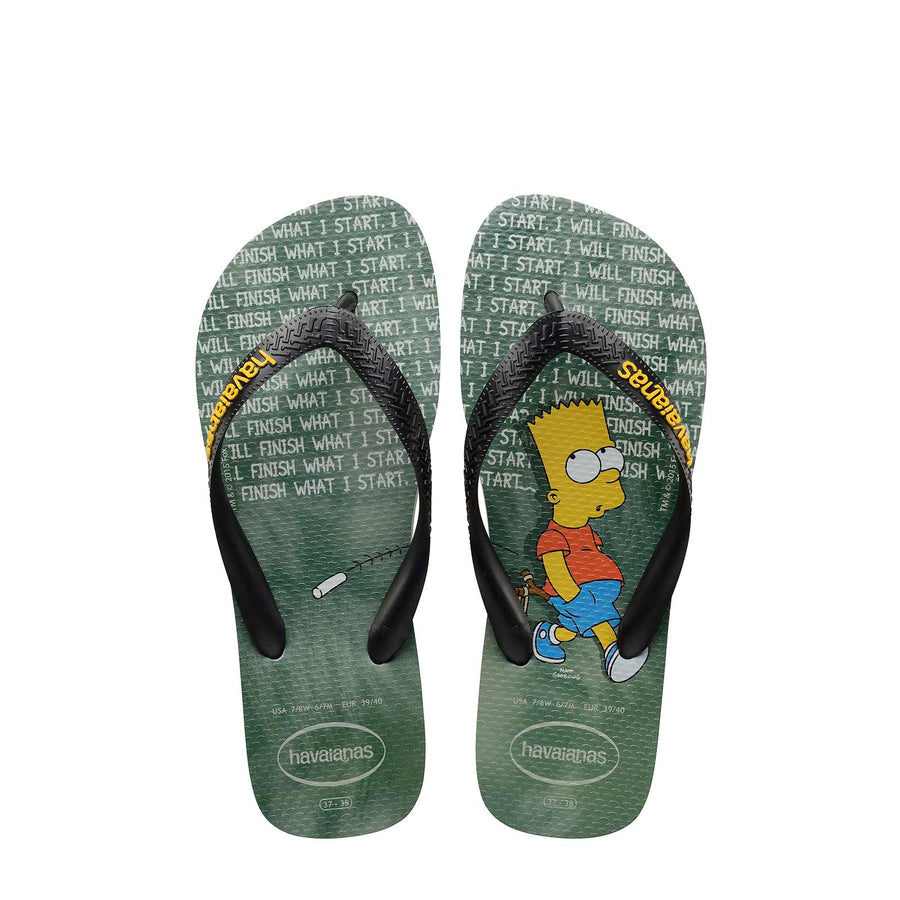 Kids Top Simpsons Ice Grey