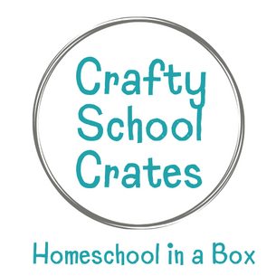 Crafty School Crates