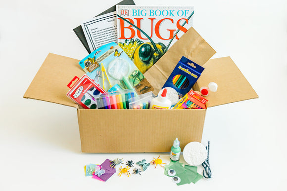 Insect Science Crate