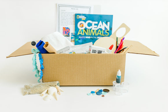 Marine Life Science Crate