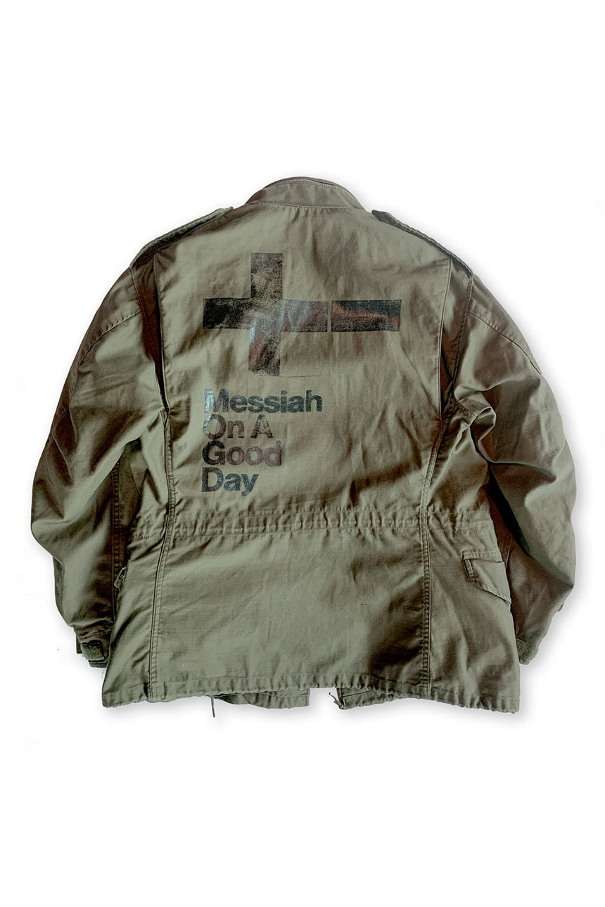 MOAGD ARMY JACKET