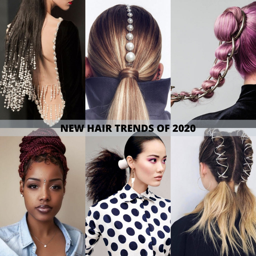 The trendiest braids and high ponies that you should be doing right now