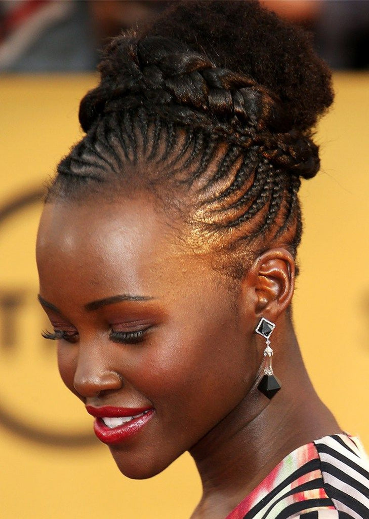 How to style your natural ethnic hair for the ultimate Valentine's Day look