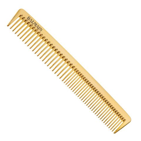 Balmain 24K Golden Cutting Comb