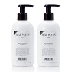 Balmain Moisturizing Shampoo & Conditioner