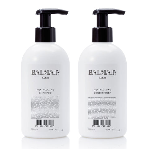 Balmain Revitalising Shampoo & Conditioner