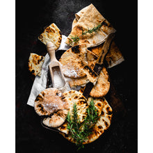 Load image into Gallery viewer, Sourdough Flatbread 4pcs