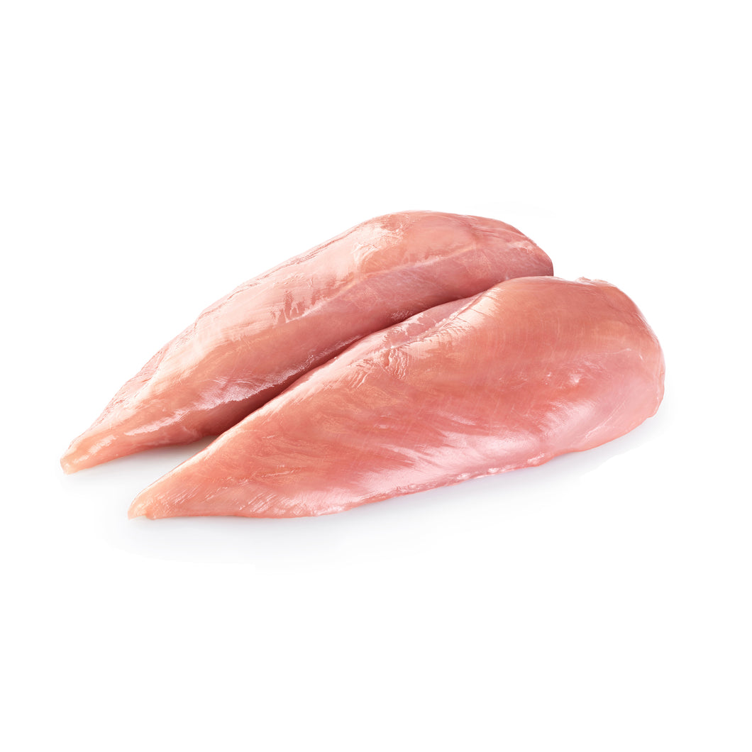 1kg Plain Breast Fillet Whole