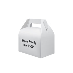 THEOS' FAMILY BOX-TO-GO