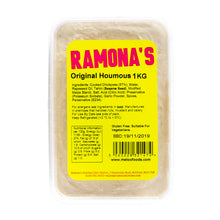 Load image into Gallery viewer, 1kg Ramona's Houmous