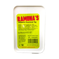 1kg Ramona's Jalapeno Houmous (out of stock)