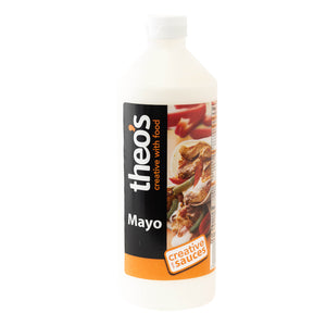 1ltr Theo's Mayo Sauce