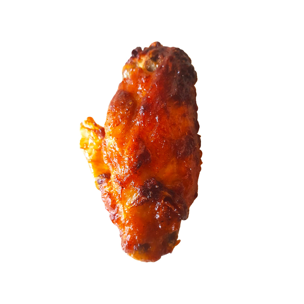 1kg Tangy BBQ Chicken Wings (Cooked)