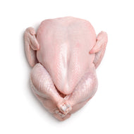 2kg Frozen Plain Whole Bird