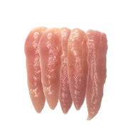 1kg Plain Breast Mini Fillets (Frozen)