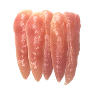 1kg Plain Breast Mini Fillets