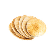 6pcs Pitta Bread