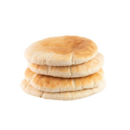 Sourdough Pitta Pocket 4pcs