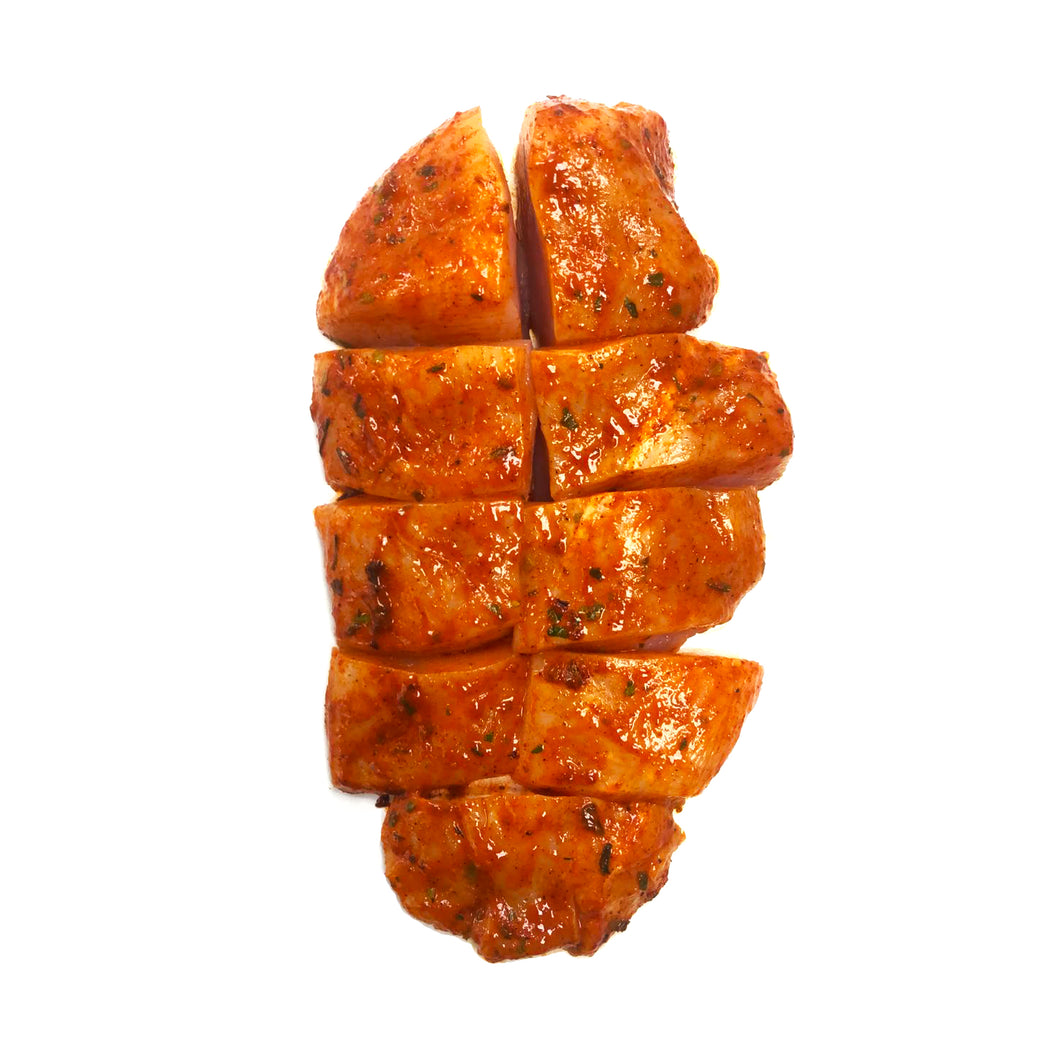 1kg Tikka Breast Fillet Diced (Frozen)
